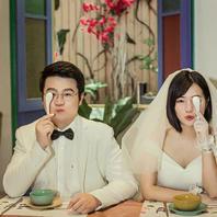 明星技术团队,原创风格摄影,多对一专属定制婚纱照