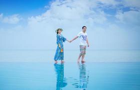希菲尔婚纱摄影【海天一线】作品欣赏