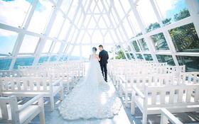 【羽诺印象】客片欣赏☞水晶教堂