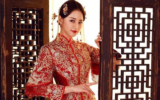 中式秀禾#古装  婚纱照赏析