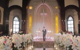 张丹峰+教堂婚礼视频
