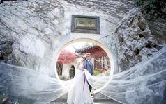 【原创客片】苏州园林❤张琳夫妇❤