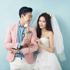 唯美韩国名匠婚纱摄影