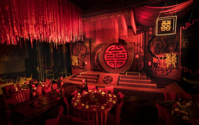 【皇家婚礼策划】汉式婚典盛宴