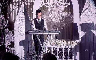 「钢琴诗人」—主持人文辉