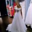 就是想要这种显瘦的婚纱