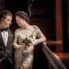 我的婚纱片片幸福感满满,感受了一盘教堂婚礼的浪漫!
