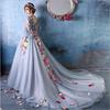 超美的婚纱礼服哦,范冰冰戛纳电影节同款