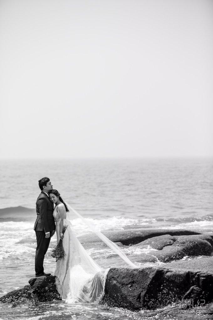 青岛觅尚,圆了我的婚纱梦