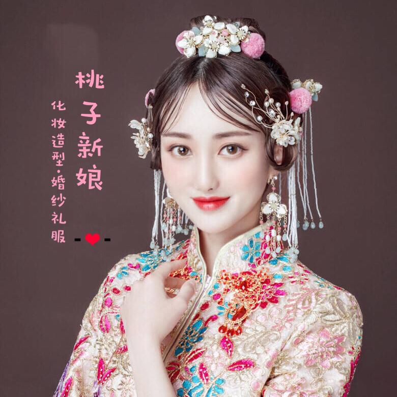 桃子新娘造型婚纱礼服馆