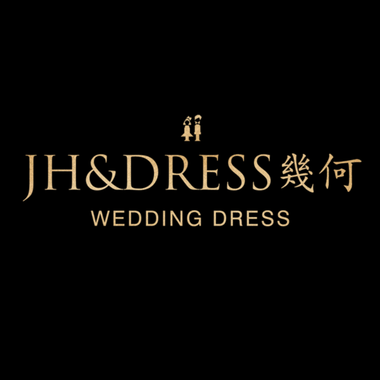 几何婚纱礼服高级定制