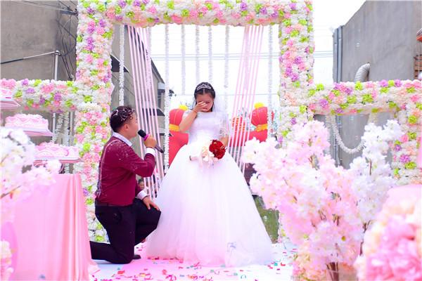 农村婚礼仪式流程