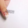 给自己涂一个俏皮可爱的卡通指甲油
