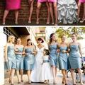 怎么挑选伴娘服, 既不抢新娘风头, 又可以美美的!