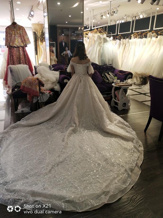 小白新娘选纱秘诀 搞懂这3点才知道你应该穿什么