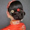 不穿白纱穿红袄!嫁给(伪)皇室后裔,全中式新娘妆