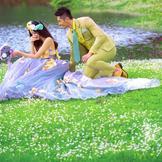 丽江拍婚纱照哪拍的好看 丽江拍婚纱照地点推荐