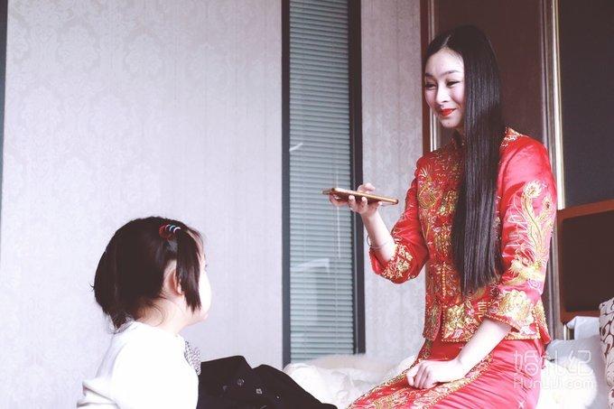 【婚礼纪·录】只愿君心似我心,定不负相思意。