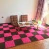 结婚新房榻榻米地毯