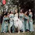 【种草】好看又实惠的春夏季婚礼伴娘服~