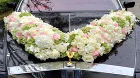【婚车装饰】普通版588/高级版888/豪华版1288