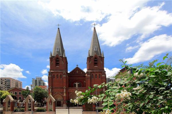 上海教堂婚礼多少钱?
