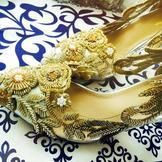结婚前自己动手diy婚鞋和婚纱照教程