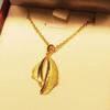 送给婆婆的黄金项链 做媳妇真心不容易啊!