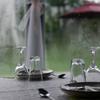 下雨天的草坪婚礼 2.5k玻璃房布置好划算