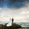 苏梅岛旅拍的照片精修出来了 挺壮观感觉