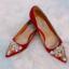 【晒婚鞋】为我的秀禾,选一双与之匹配的鞋