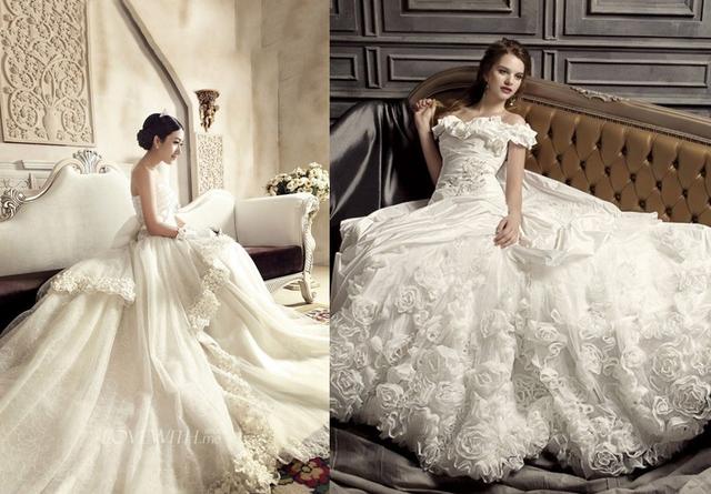 手臂粗拍婚纱照注意事项 新娘拍婚纱照怎么显瘦