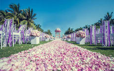 6月参加草坪婚礼穿什么合适?