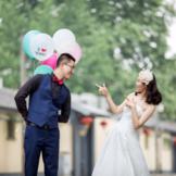 毛毛的创意婚礼筹备之清新民国风婚礼主题