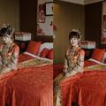 婚礼日记 杭州 155小个子的心仪下载app送36元彩金 选纱建议分享