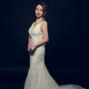 #微笑婚纱照#圆了我优雅的梦想