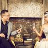 来场歌剧魅影般的婚礼~剧透几张婚纱照