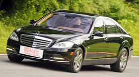 【奔驰】S600/1辆   + 【马自达】3昂克赛拉/5辆