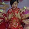 婚纱、秀禾、盖头、团扇捧花、新郎装、4件伴娘服