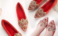 新娘婚鞋的讲究 婚鞋讲究些不会错