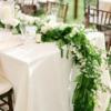 西式婚礼 桌花显活力