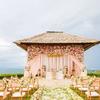 橘粉色的巴厘岛 婚礼终于结束啦
