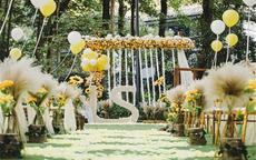 杭州草坪婚礼策划公司哪家好