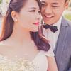 花几大千在成都就把婚纱照拍出了旅拍!