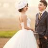 一场说拍就拍的婚纱照。满足了我对婚照的所有幻想~