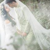森系风格婚纱照怎么拍好看