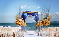【欧式婚礼】与幸福一起,扬帆起航