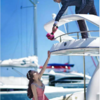 三亚旅拍 游艇海边水下婚纱照