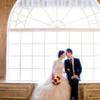 韩式内景婚纱照 看到我们的照片我偷着乐