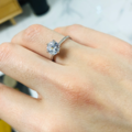 快结婚了,老公竟然说买个假钻戒给我!
